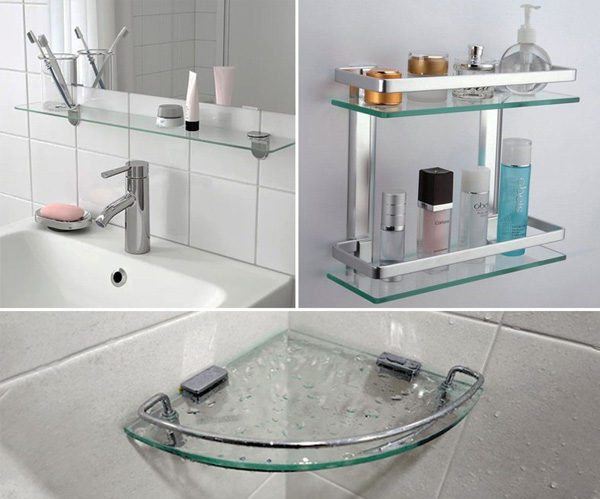 ý tưởng trang trí phòng tắm nhỏ