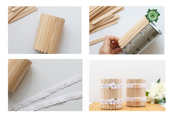 Cách làm đồ trang trí bàn học