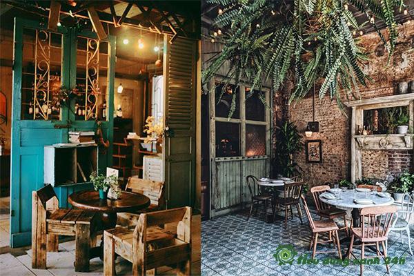 Cách Trang Trí Quán Cafe Trong Nhà-4