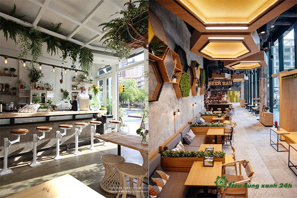 Cách Trang Trí Quán Cafe Trong Nhà-9