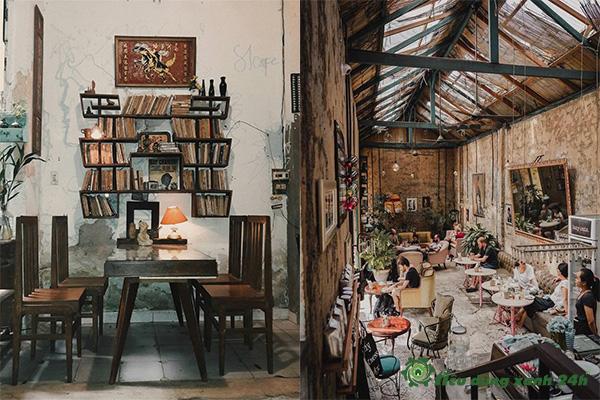 Cách Trang Trí Quán Cafe Trong Nhà-3