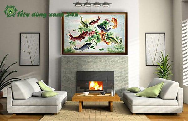 Đồ trang trí nội thất phòng khách