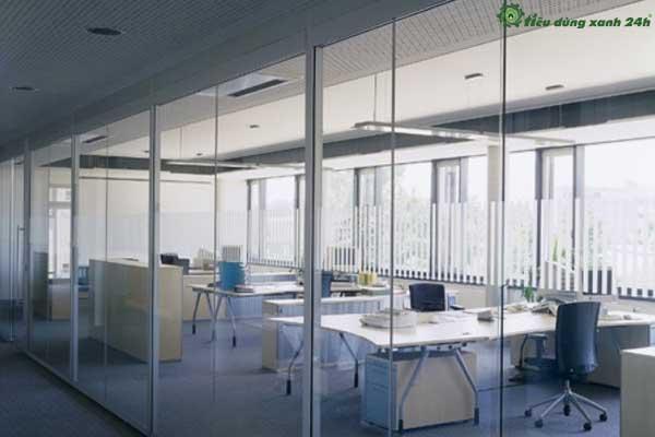 Trang trí phòng làm việc công sở Không gian yên tĩnh của không gian văn phòng công sở