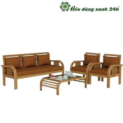 Bàn ghế gỗ Sồi cao cấp