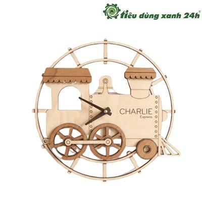 Đồng hồ trang trí - DTT04