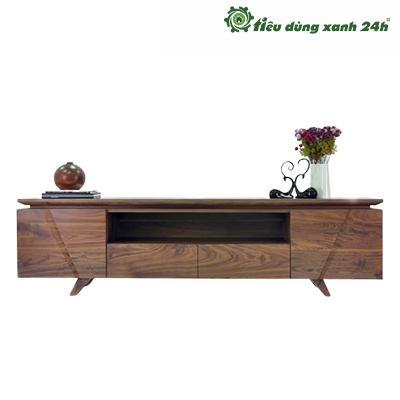 Kệ tivi gỗ sồi cao cấp - Mã T07