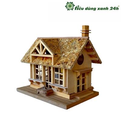 Nhà gỗ mini - Mã DTT06