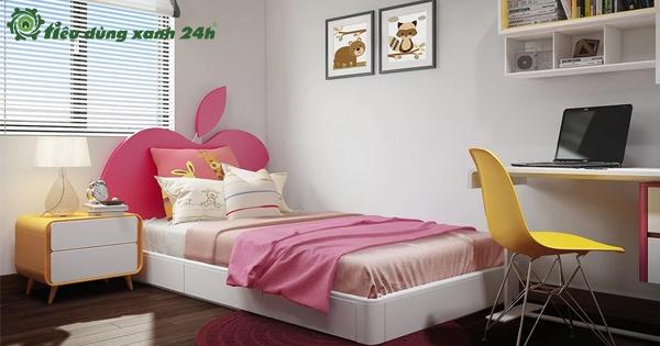 TOP 7 mẫu giường ngủ cho bé gái 10 tuổi hot 2020