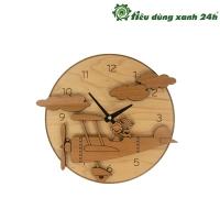 Đồng hồ trang trí - DTT03
