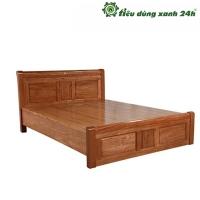 Giường ngủ gỗ sồi tự nhiên - G00