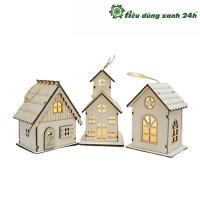 Nhà gỗ mini - Mã DTT07