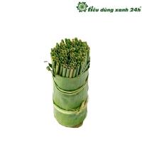 Ống hút cỏ bàng tươi - OH02