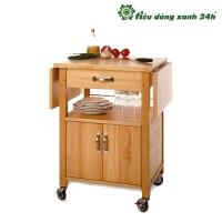 Tủ bếp mini có bánh xe - TB03
