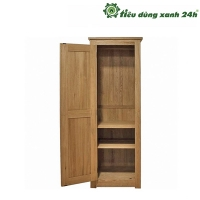 Tủ gỗ 1 cánh - Mã TPN04