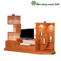 Tủ gỗ phòng khách T-08