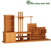 Tủ gỗ phòng khách T-09