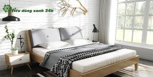 Cách kê giường ngủ mang lại phong thủy tốt