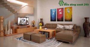 Bảng màu theo phong thủy trong thiết kế nội thất