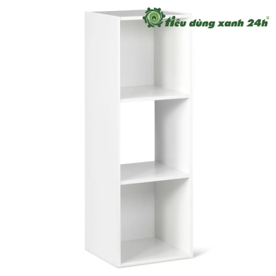 Kệ Để Đồ 3 Ngăn - KDD3N - [ 35,9 inch (H) x 12,24 inch (W) x 11,69 inch (D)]