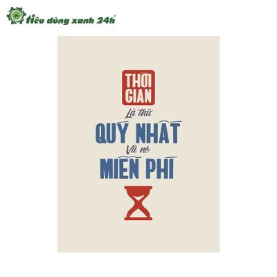 Tranh Slogan TDX3