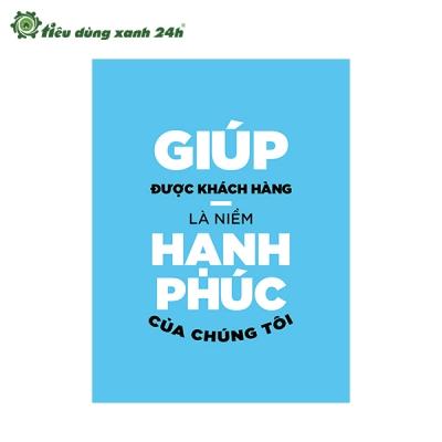 Tranh Slogan TDX4