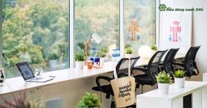 Top 20 cách trang trí phòng làm việc công sở cho 2020