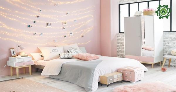 Top 7 đồ trang trí phòng ngủ giá rẻ đẹp mê ly