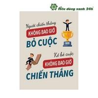 Tranh slogan TXD10