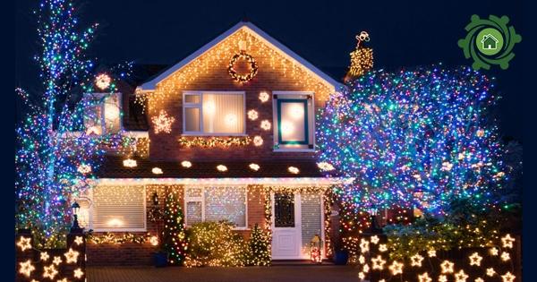 TOP 7  Đèn Led Trang Trí Noel Ngoài Trời cho NOEL 2020