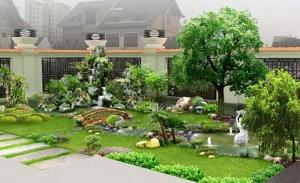 Những ý tưởng trang trí sân vườn độc đáo cho gia đình bạn