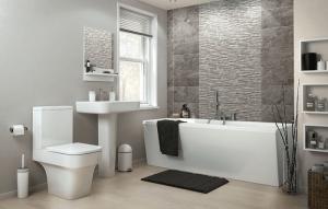 10 ý tưởng trang trí phòng tắm nhỏ trở nên đẹp và tiện nghi hơn