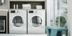 4 cách giúp phòng giặt đồ nhà bạn gọn gàng hơn