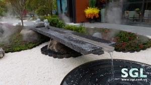 Hướng dẫn cách thiết kế sân vườn chuẩn phong thủy từ công ty SGL